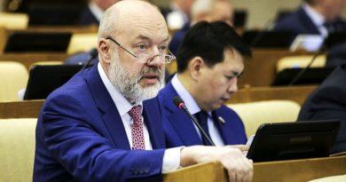 депутат Павел Крашенинников, глава думского комитета по государственному строительству и законодательству // riafan.ru