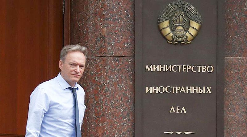 МИД Белоруссии переаккредитует работающие в стране иностранные СМИ
