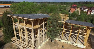СНИП для деревянных домов появится в России в 2021 году